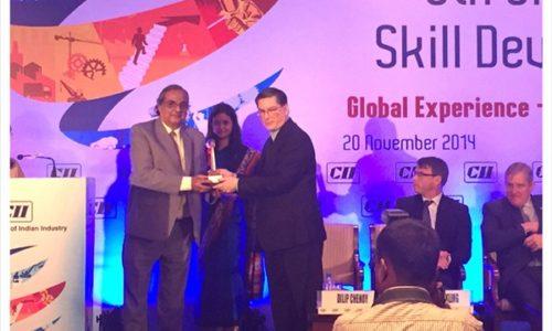 india skills awards 2014